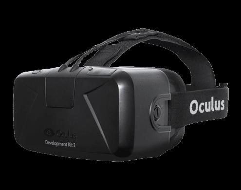 Oculus rift Two Reality