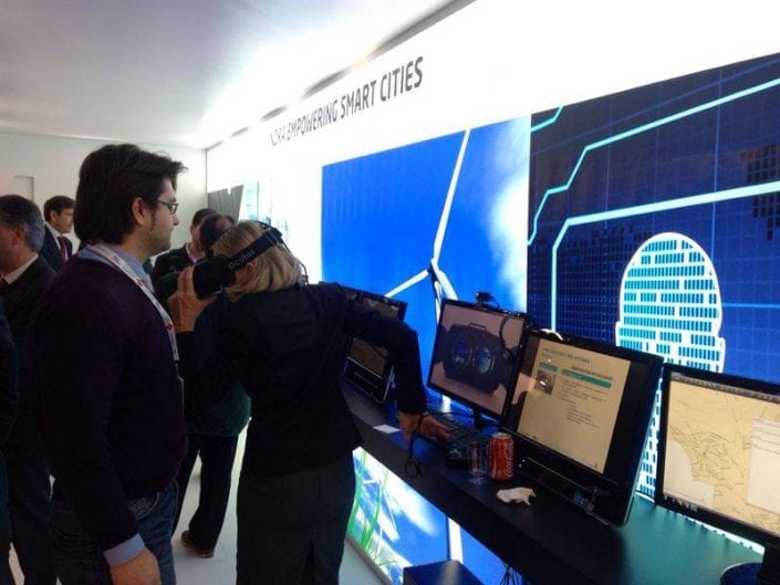 Smart City Expo Barcelona 2014