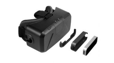 oculus leap accessories virtual glasses