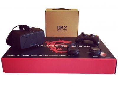 Oculus,msi,pack,gafas,realidad,virtual,barcelona,madrid,