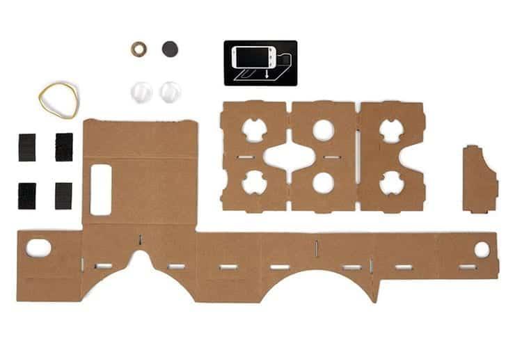gafas virtuales cardboard low quality