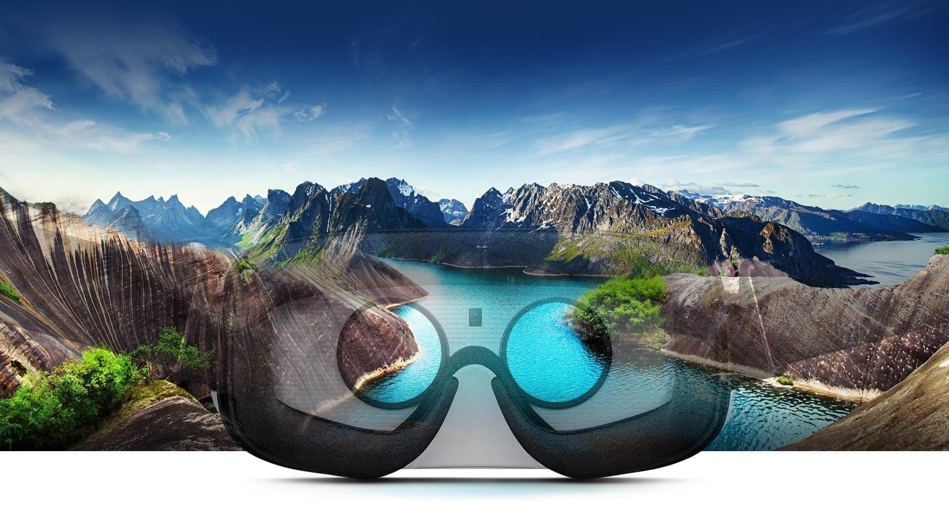samsung gear vr realidad virtual