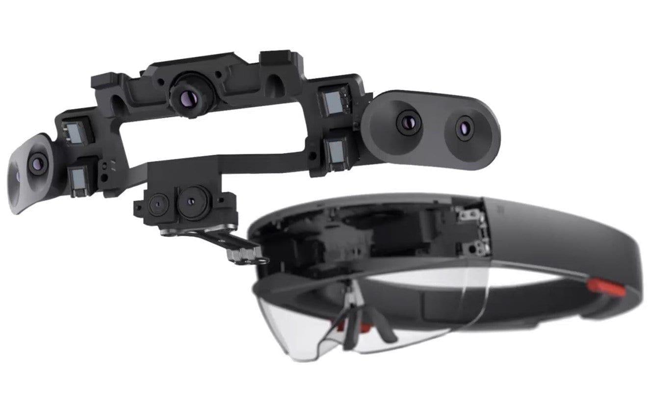 realidad aumentada microsoft hololens