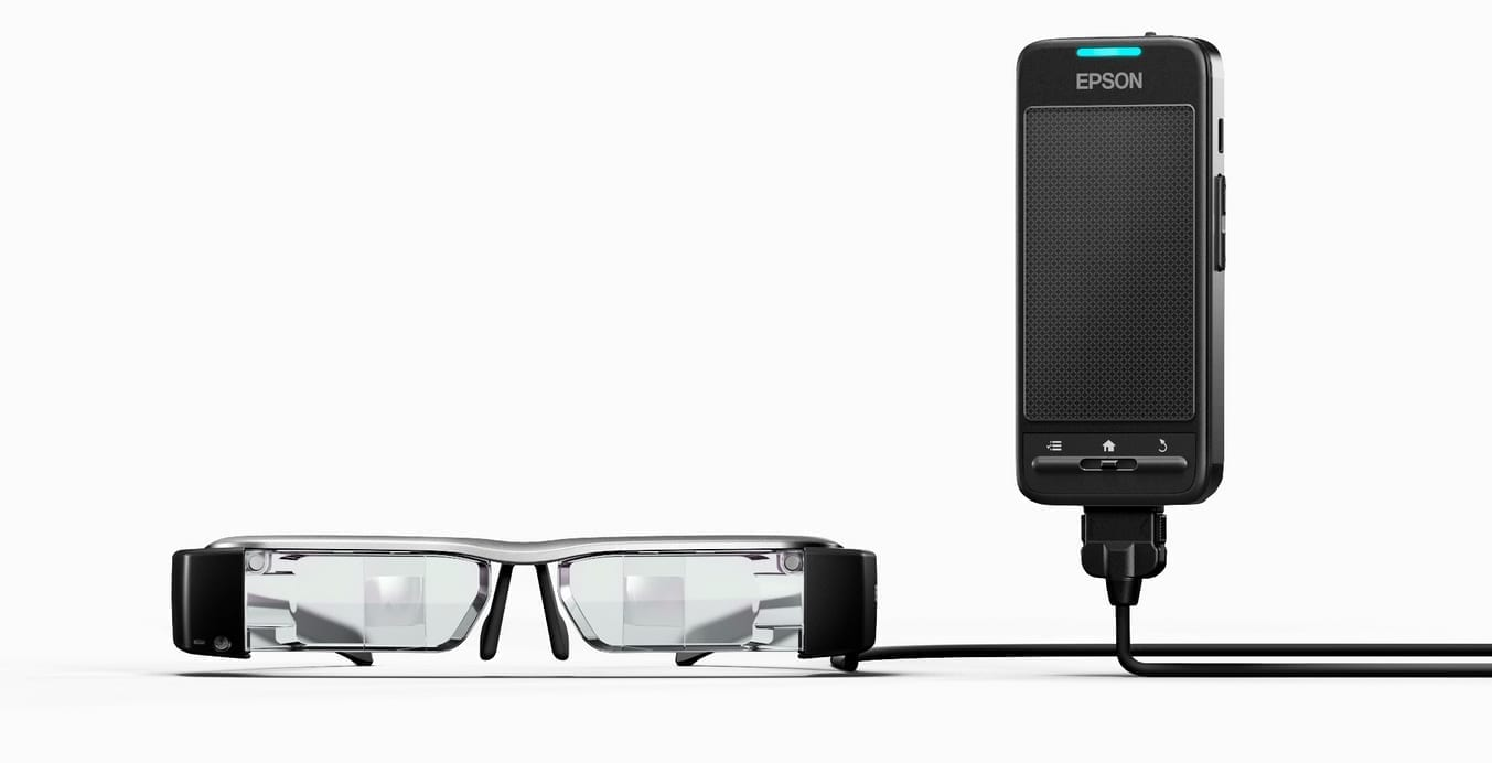 epson moverio gafas virtuales