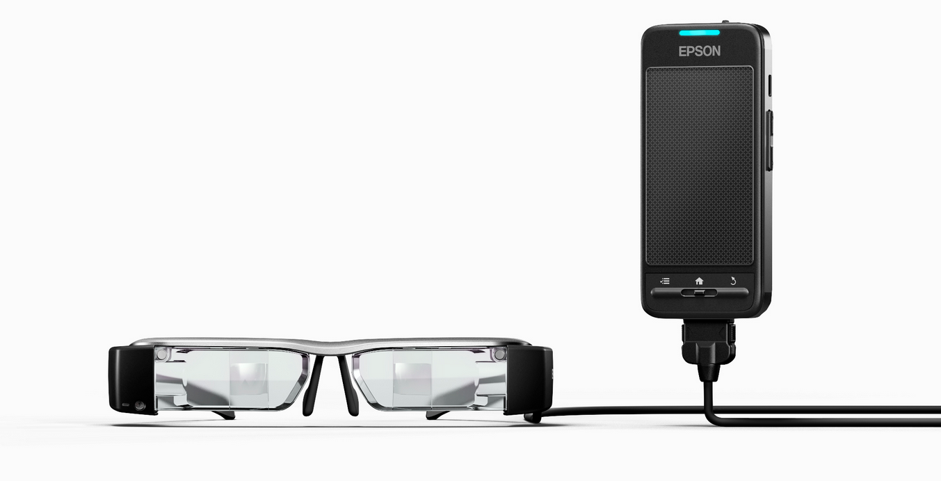 epson moverio gafas virtuales