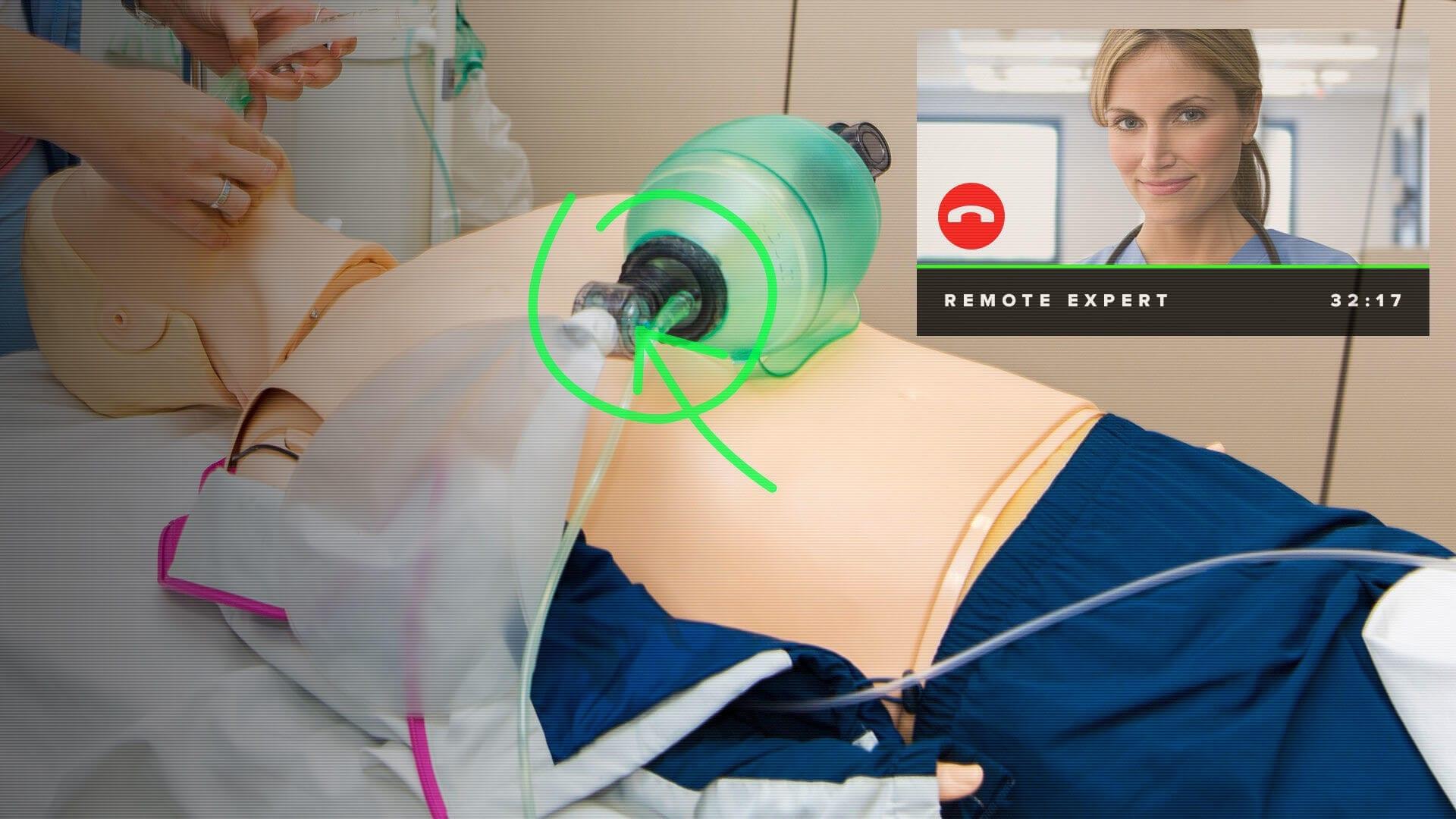 realidad-aumentada-sanidad-control-remoto
