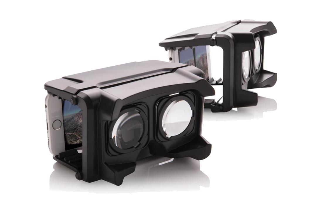 gafas virtuales plástico google cardboard baratas