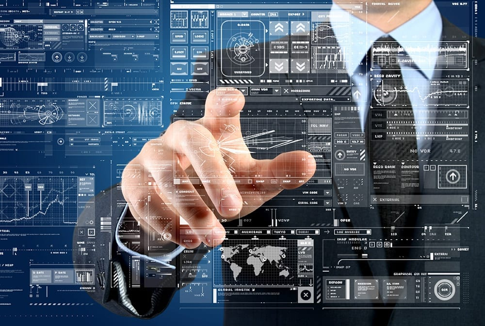 visualización big data realidad virtual