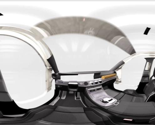 configuración de la seguridad antirrobo de vehiculos con VR o AR