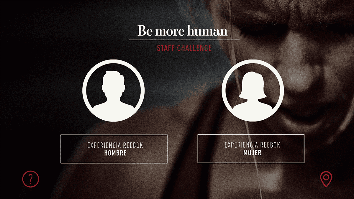 Reebok Be More Human App