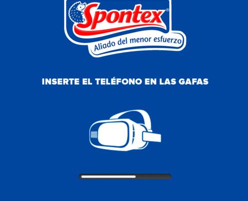 Realidad Virtual Spontex