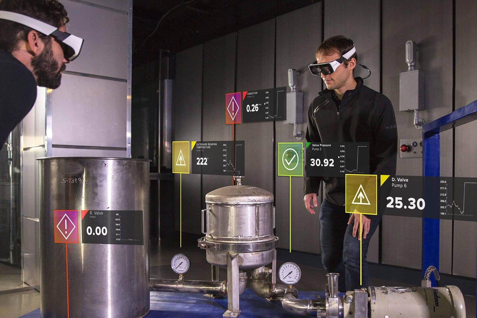 Industria 4.0: Realidad Aumentada