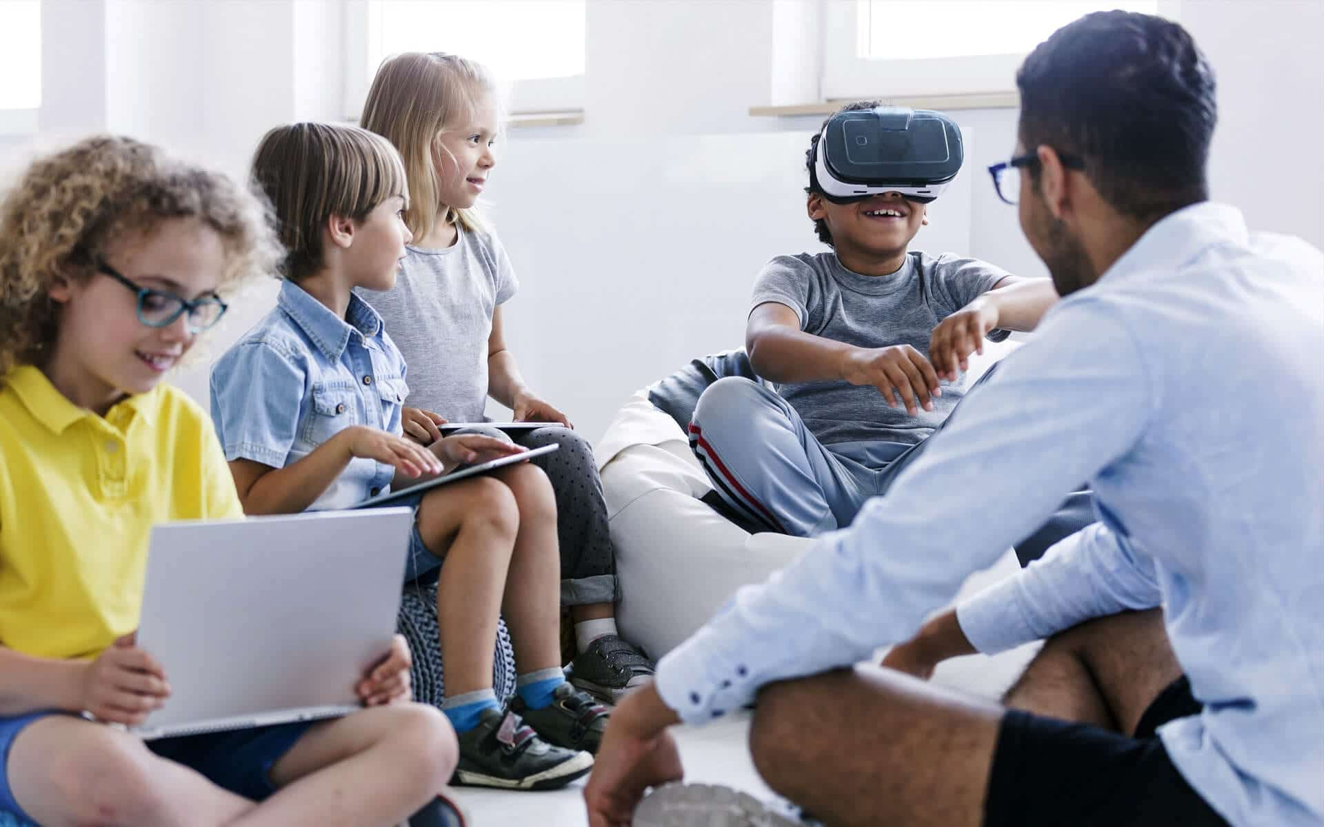 serious game en realidad virtual y aumentada educación