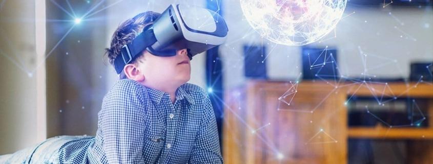 Educación formación Realidad Virtual