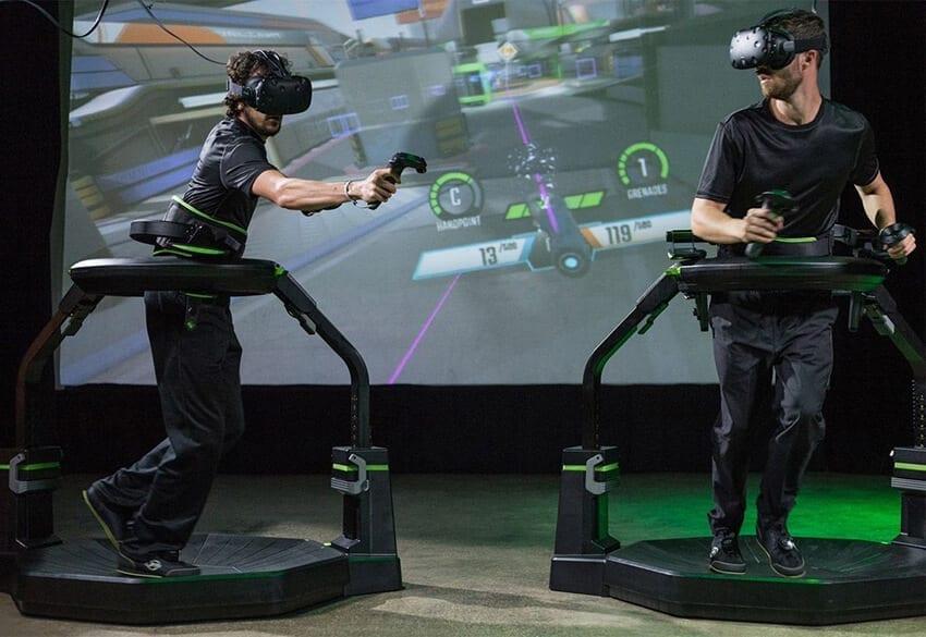 Simuladores realidad virtual para eventos