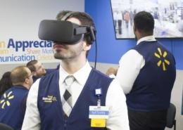 walmart training en realidad virtual