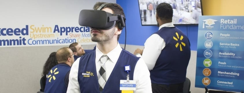 walmart training en realidad virtual