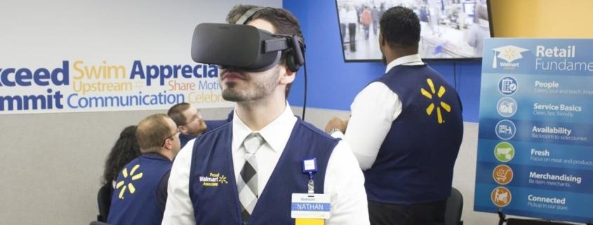 walmart training in virtual reality