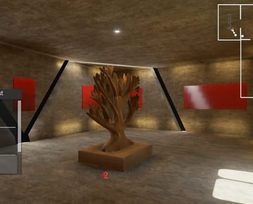Configurador en Realidad Virtual