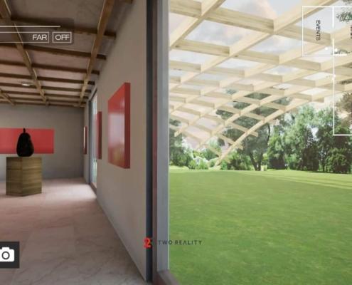 Configurador muebles en Realidad Virtual