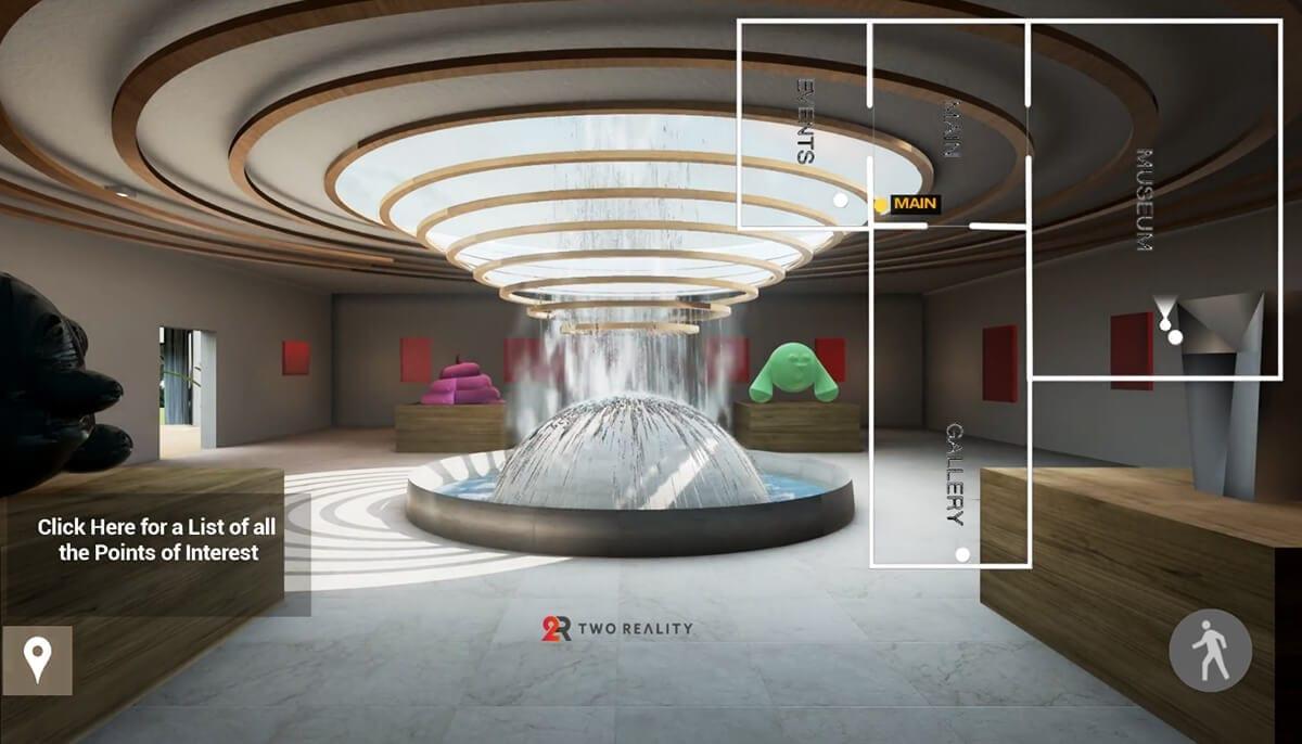 Configurador Museo en Realidad Virtual