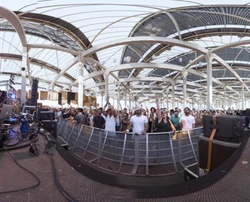 Realidad Virtual Sonar Barcelona Vídeo 360