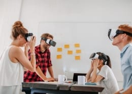 realidad virtual marketing 360