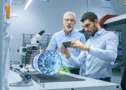 industria 4.0 realidad aumentada móvil