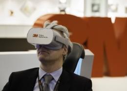 3M virtual reality simulator