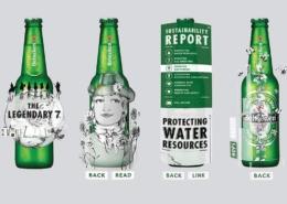 Realidad aumentada y bebidas