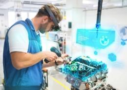 industria realidad aumentada