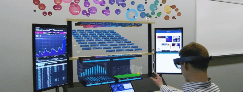 bancos realidad virtual