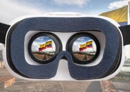 colombia bogota realidad virtual