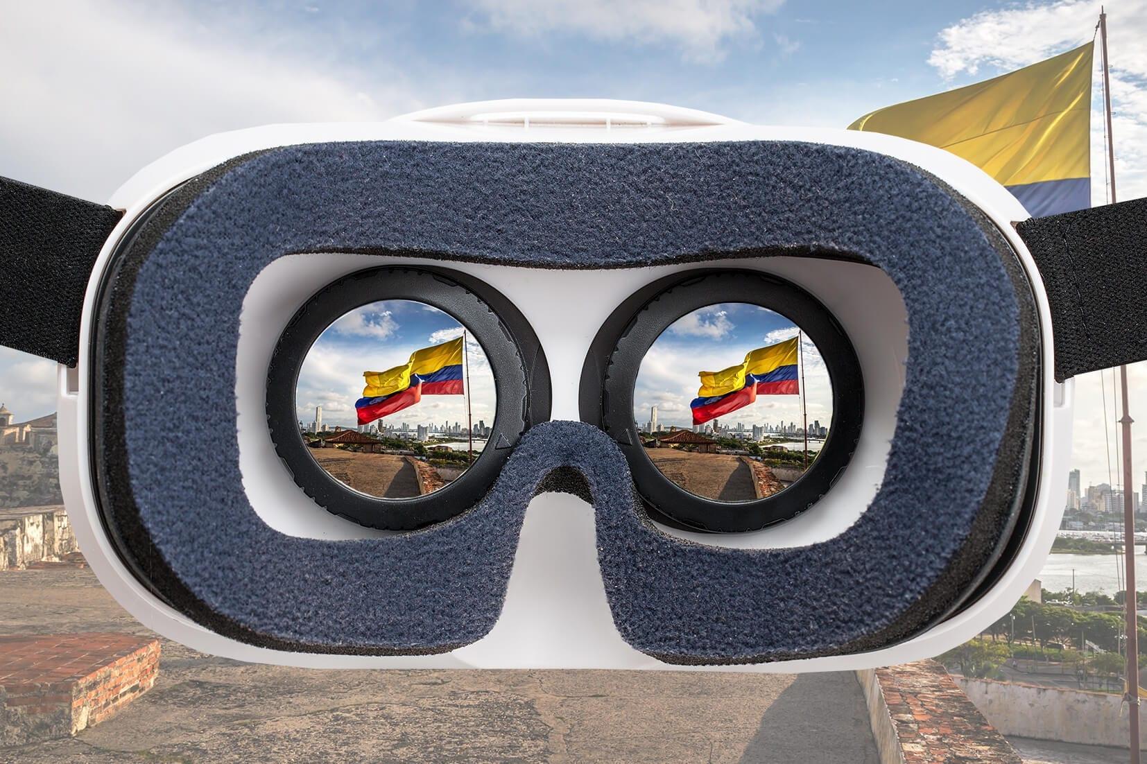 colombia bogota virtual reality