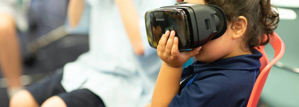 Realidad virtual en Formación